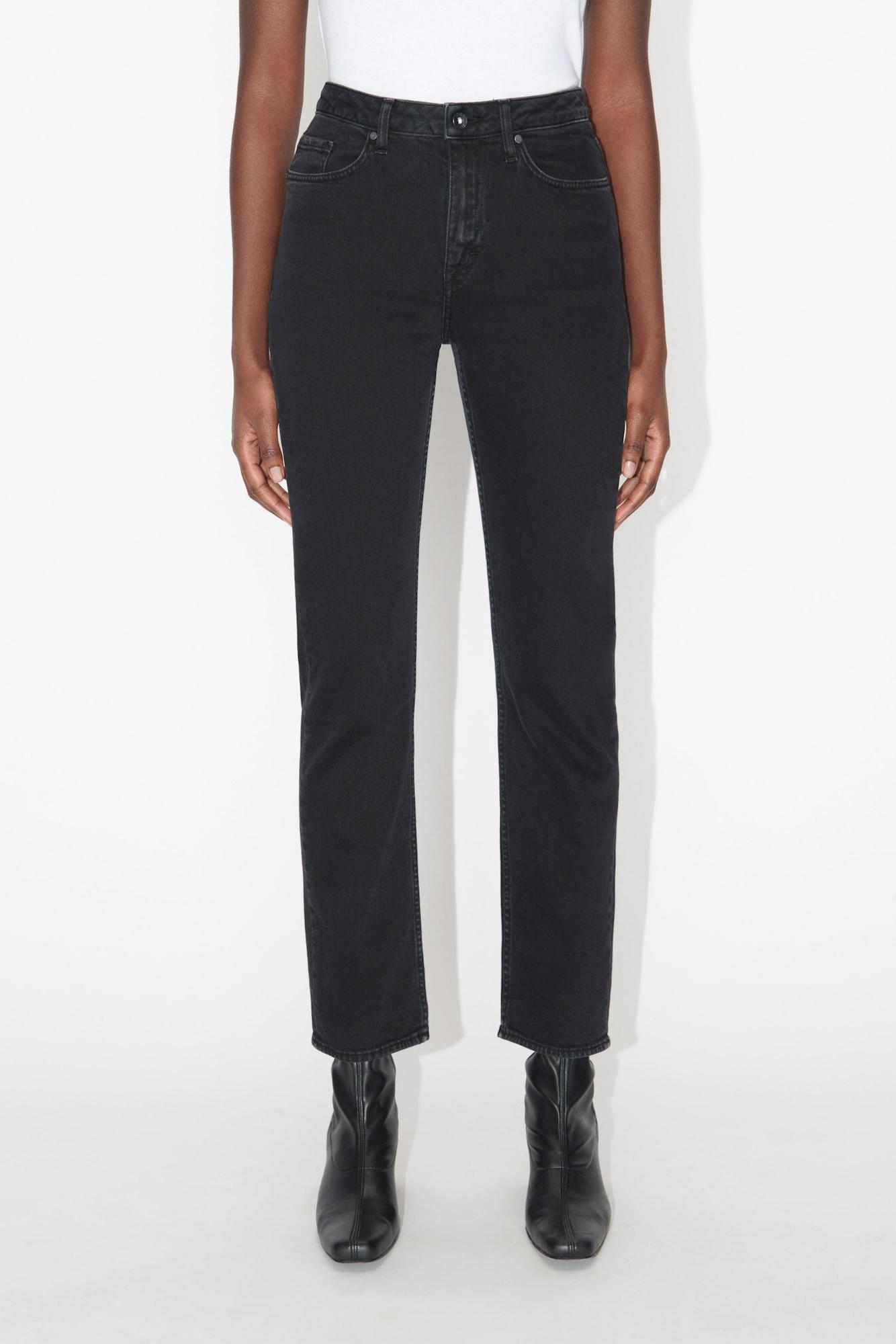Meg Jeans - Black-2