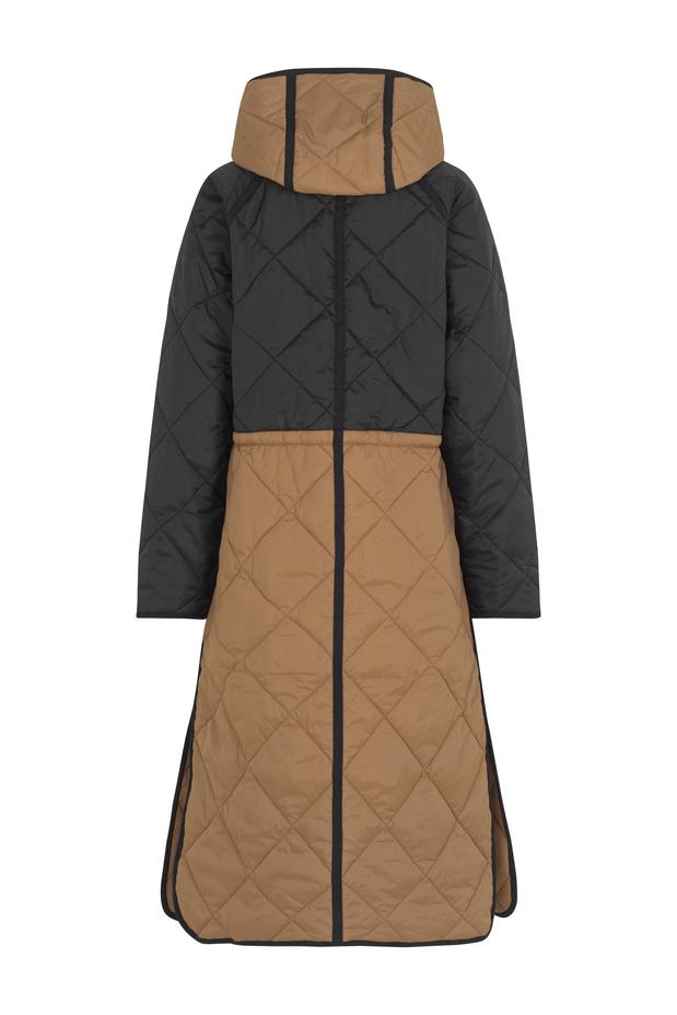 Prudence New Coat - Black-2