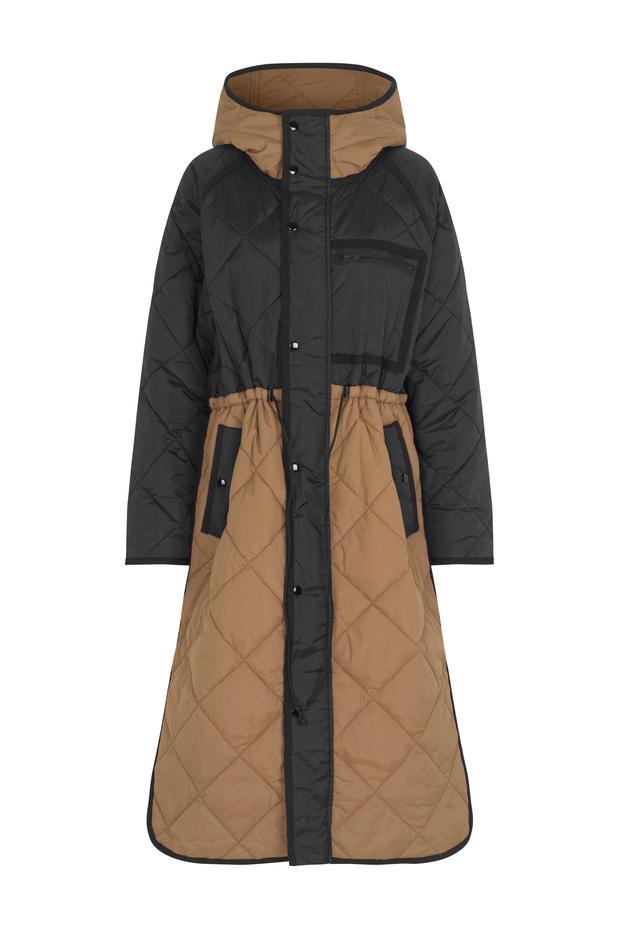 Prudence New Coat - Black-1