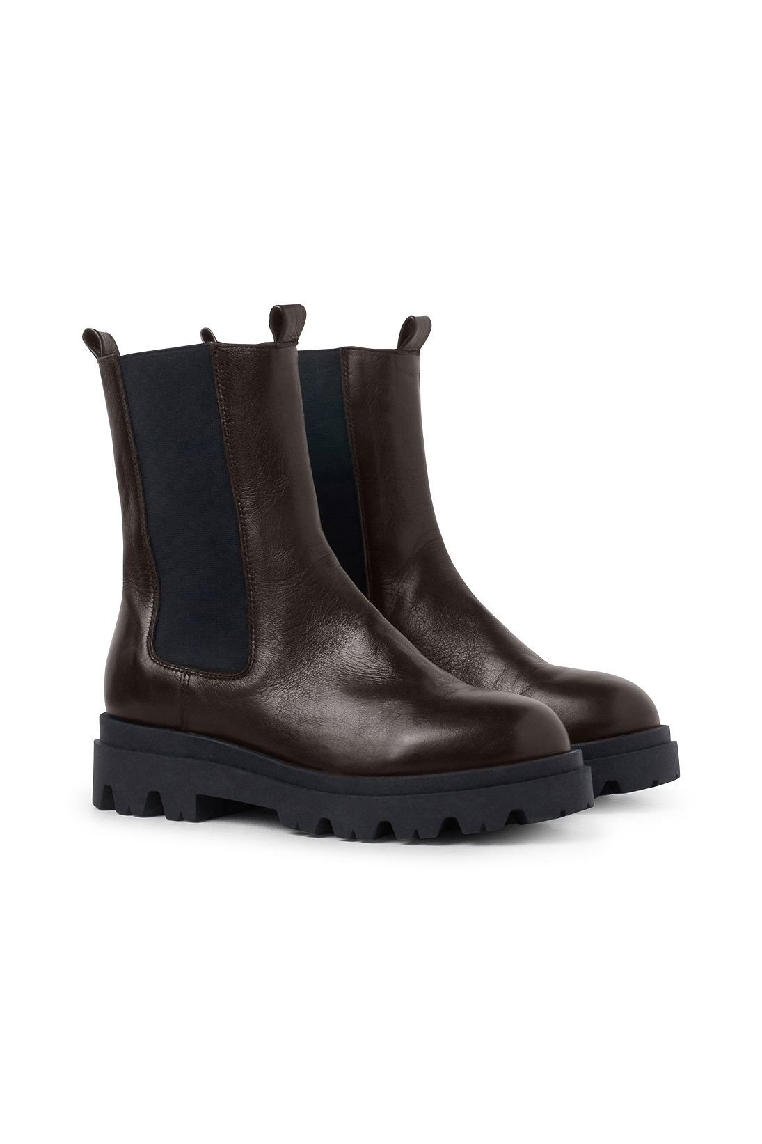 Sia Boot - Brown-3