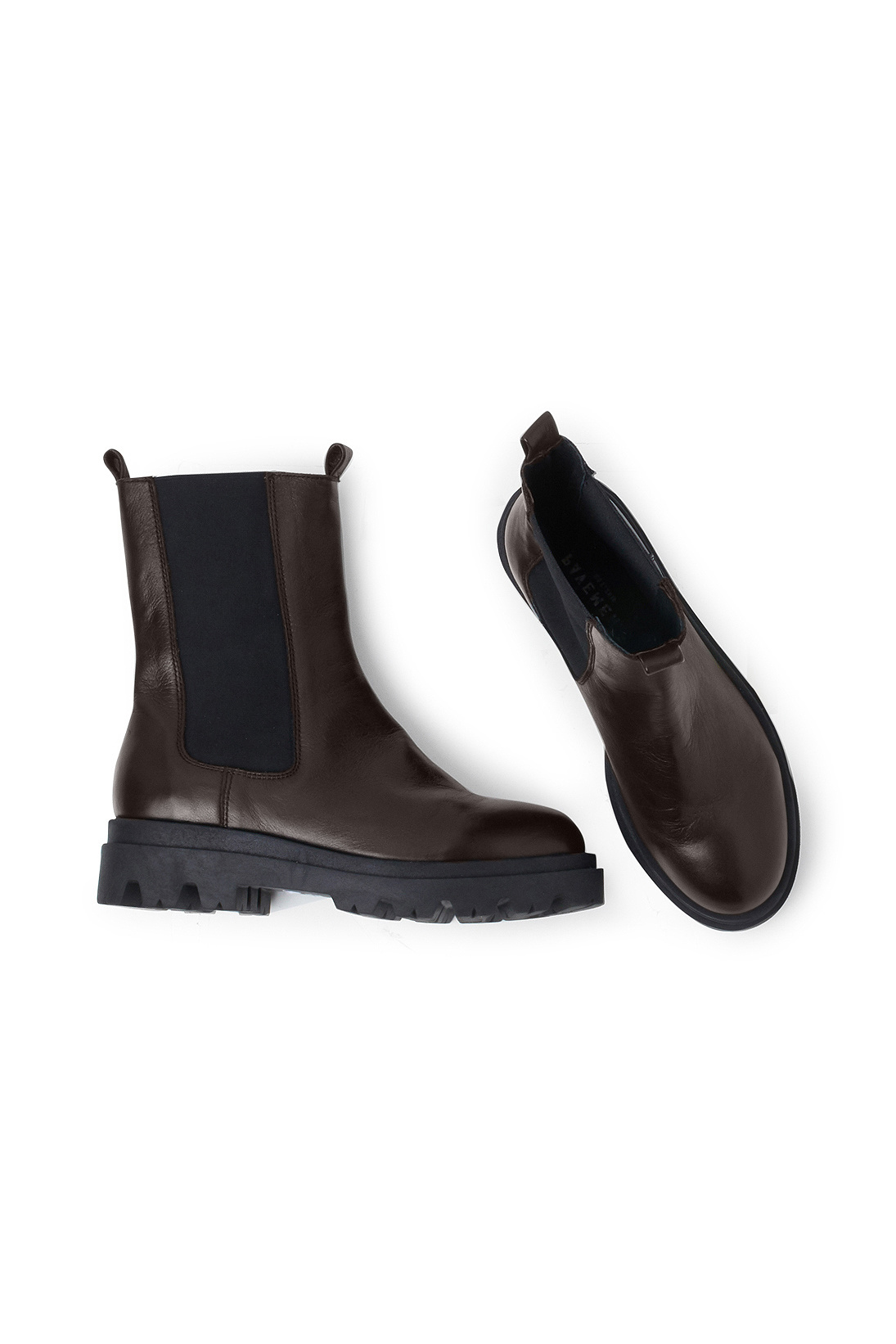Sia Boot - Brown-2
