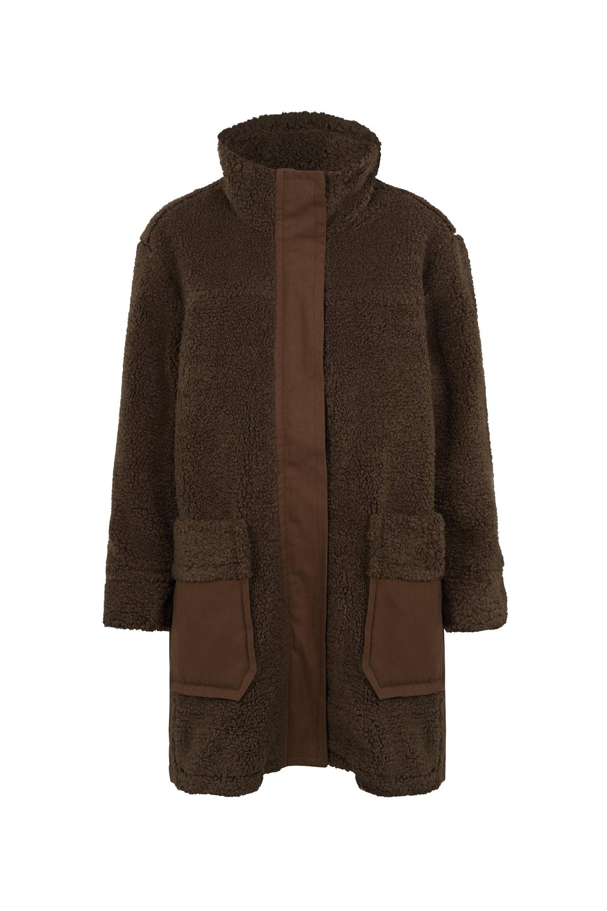 Krizian New Coat - Wren-1
