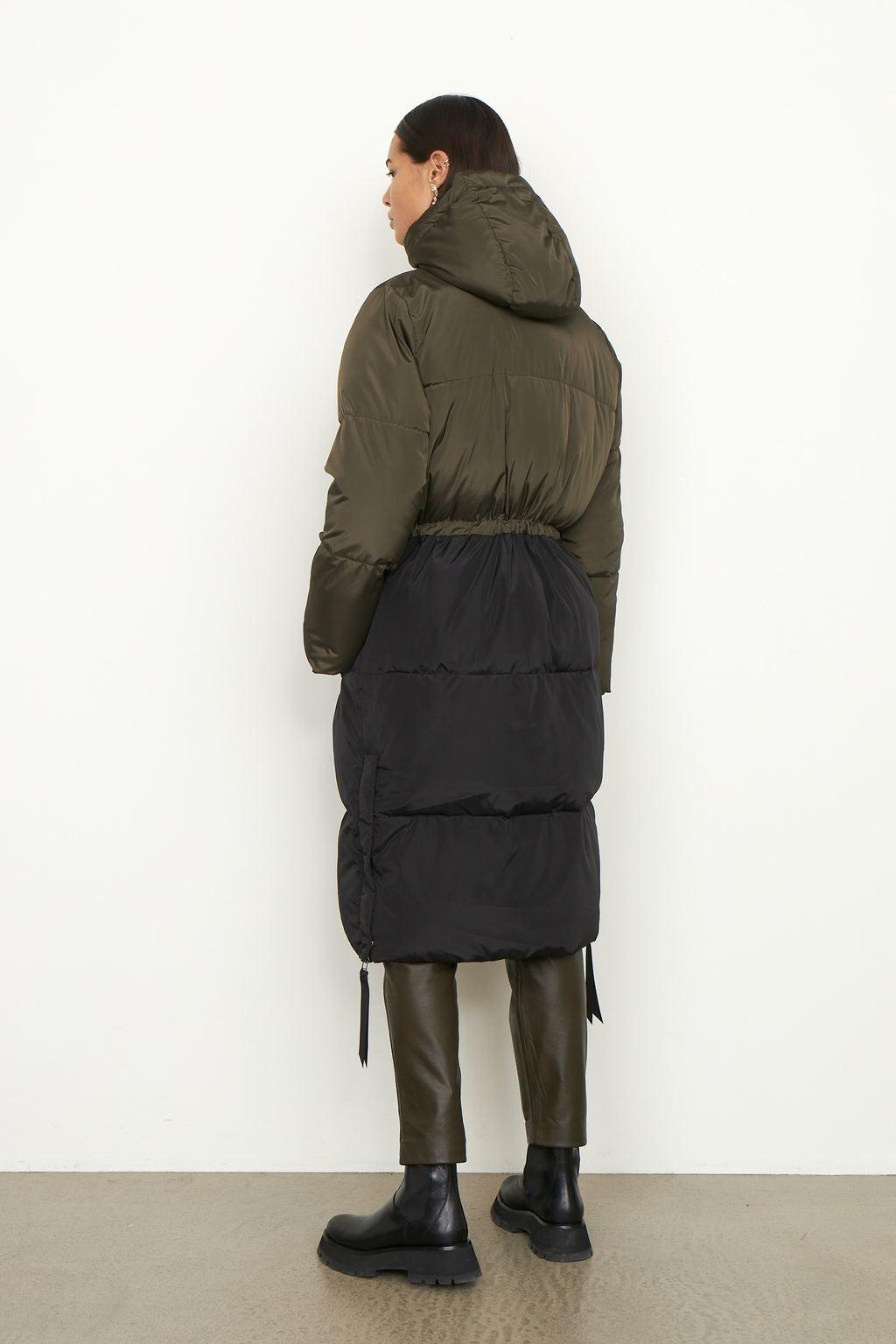 Buffie New Coat - Wren-5