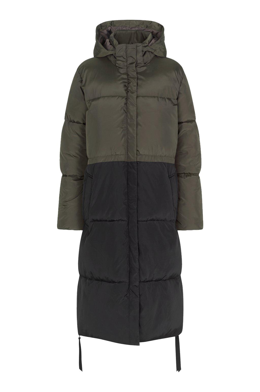 Buffie New Coat - Wren-1