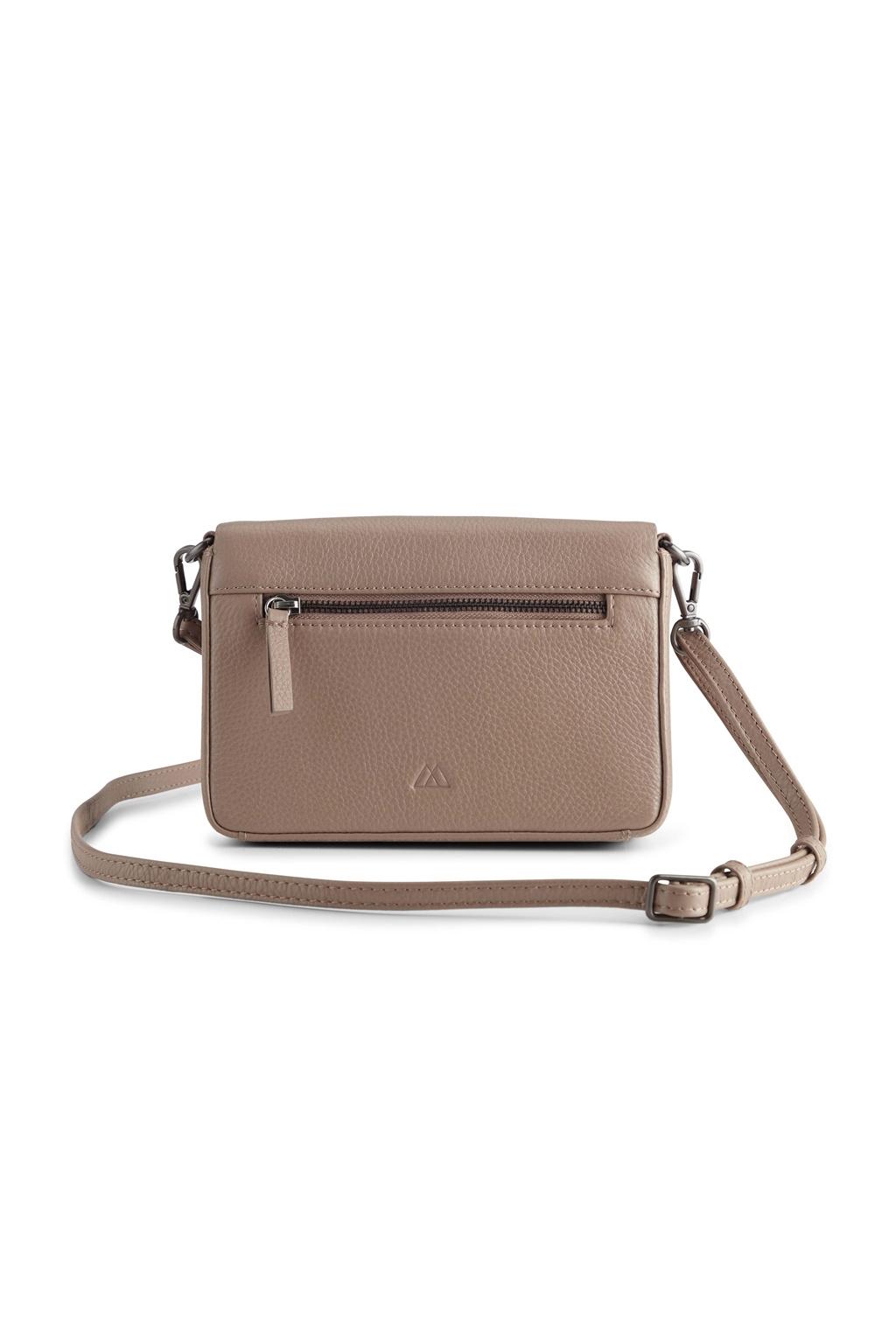 Vanya Crossbody Bag Grain - Latte-4