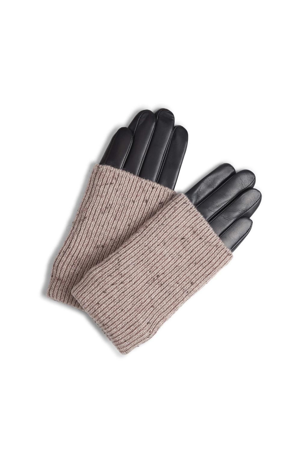Helly Glove - Black w/ Mix Earth-1
