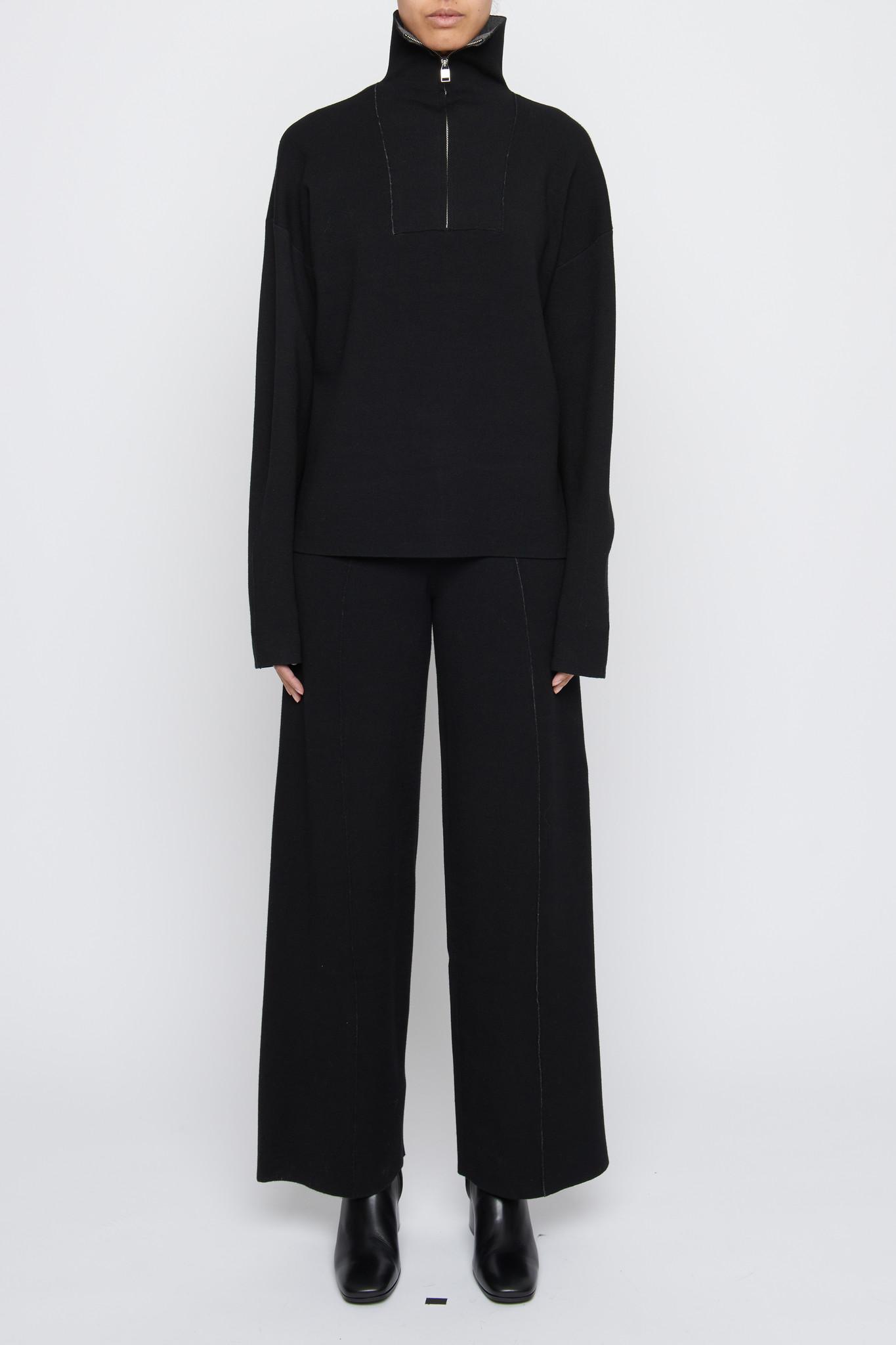 Griet Pullover - Black-6