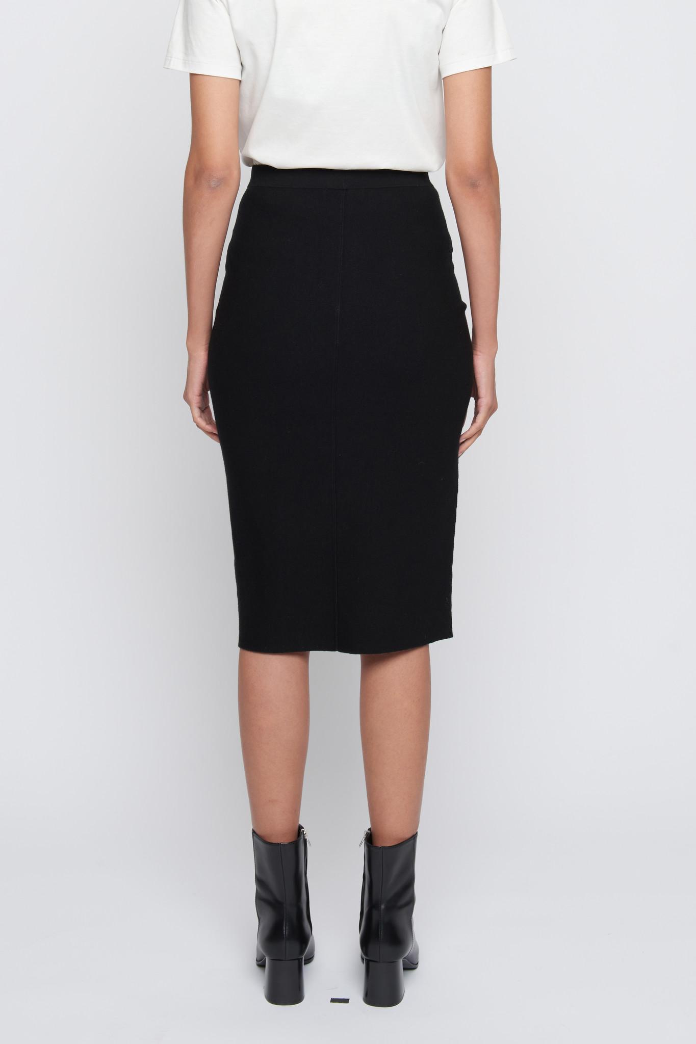 Karinna Skirt - Black-2