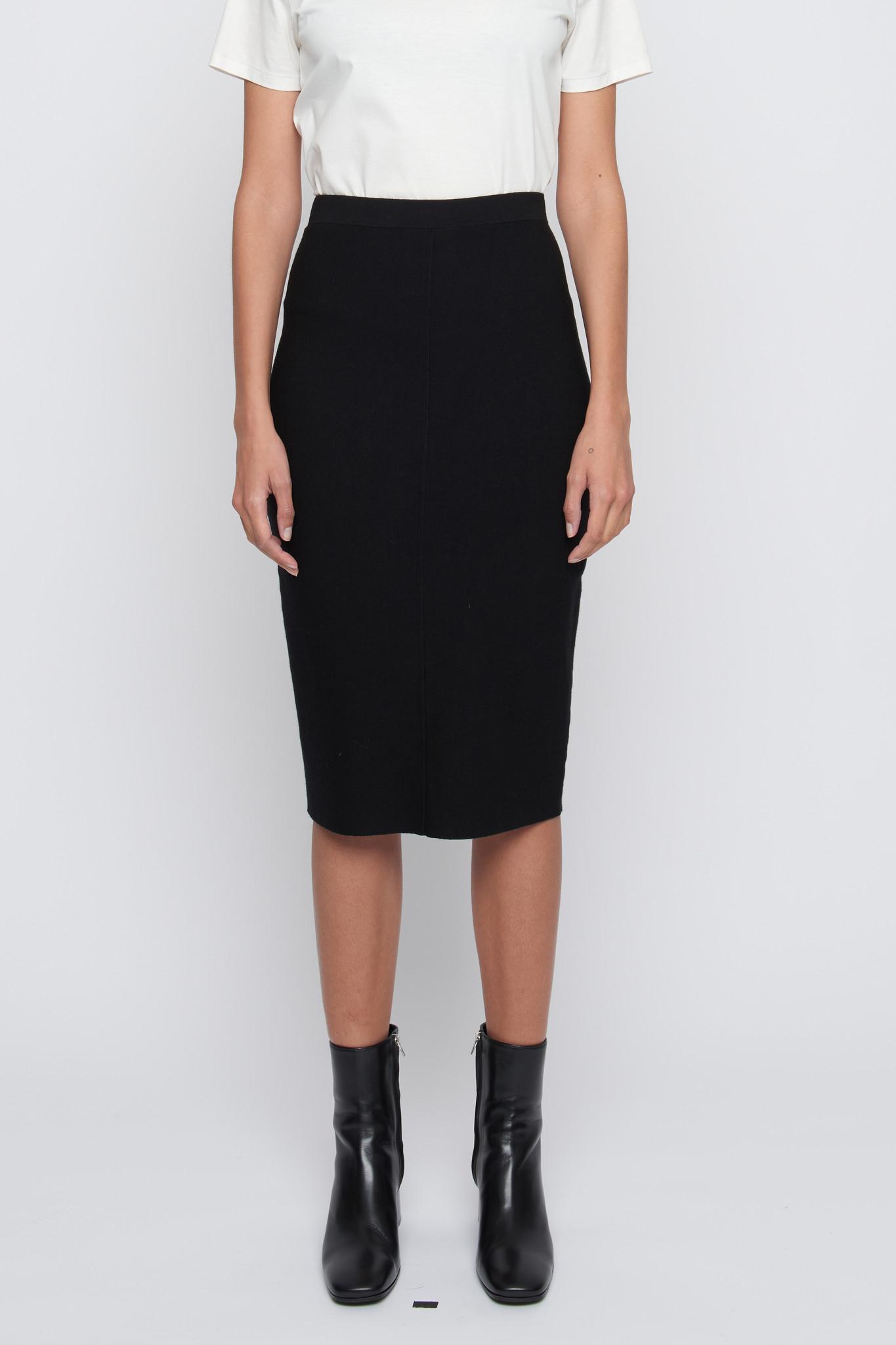 Karinna Skirt - Black-1