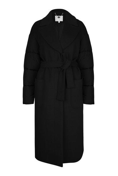 Goyela Coat - Raven Black