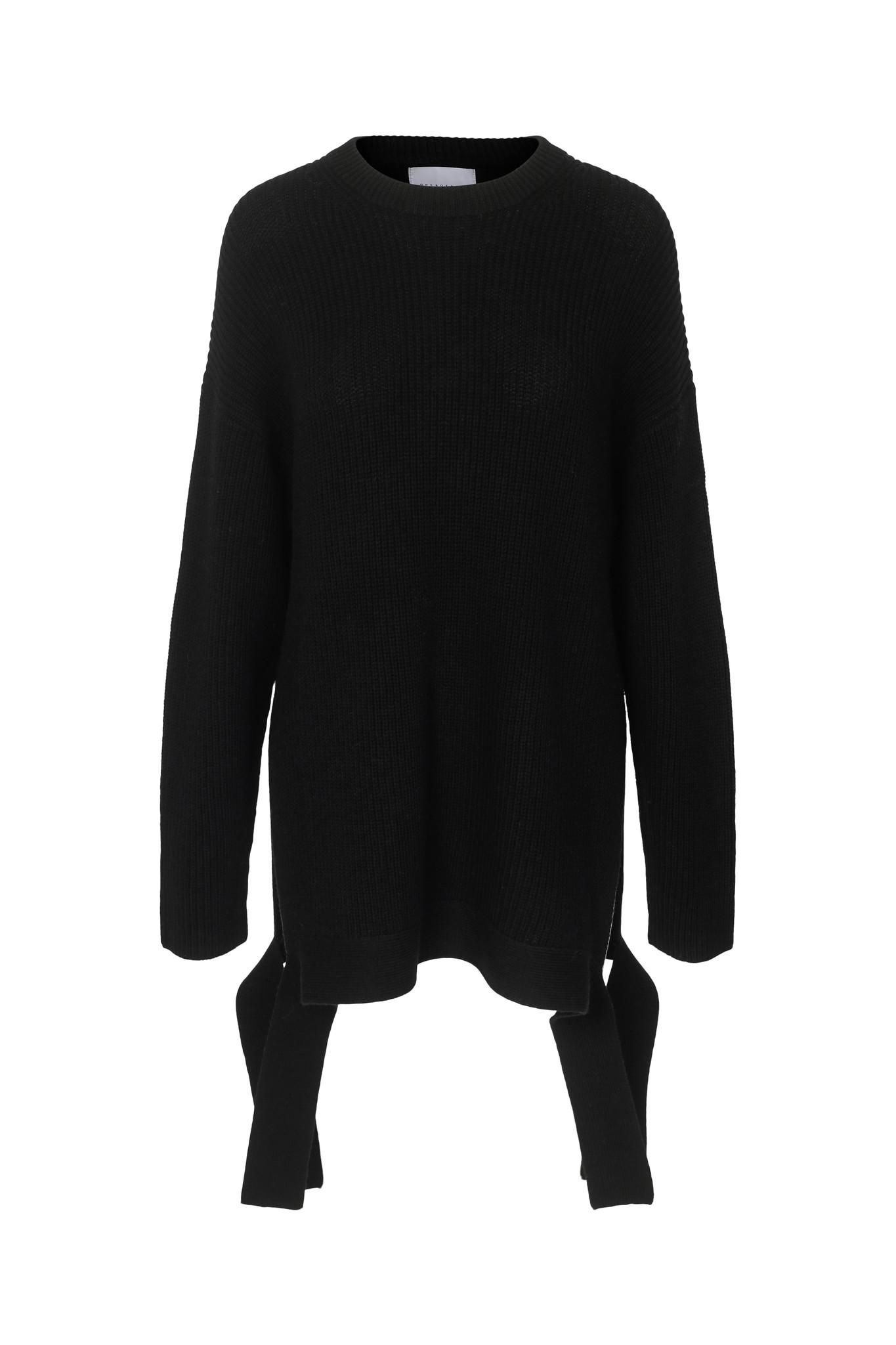 Ova Sweater - Black-1