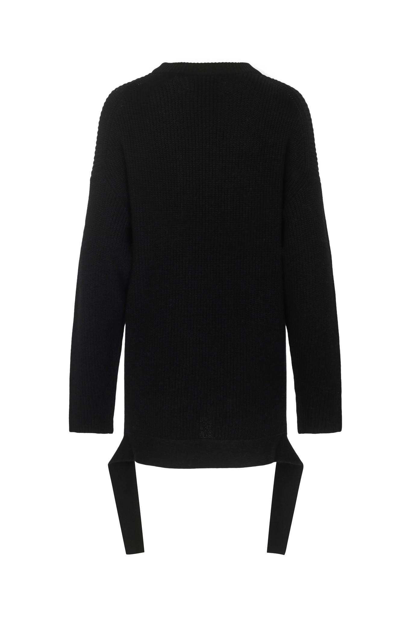 Ova Sweater - Black-2