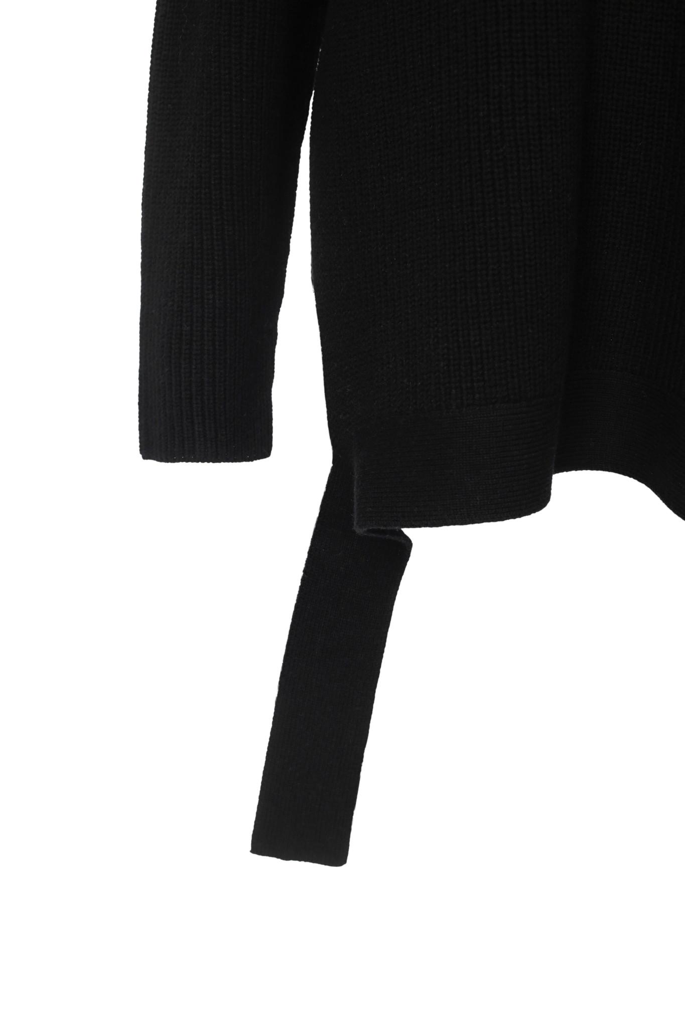 Ova Sweater - Black-3