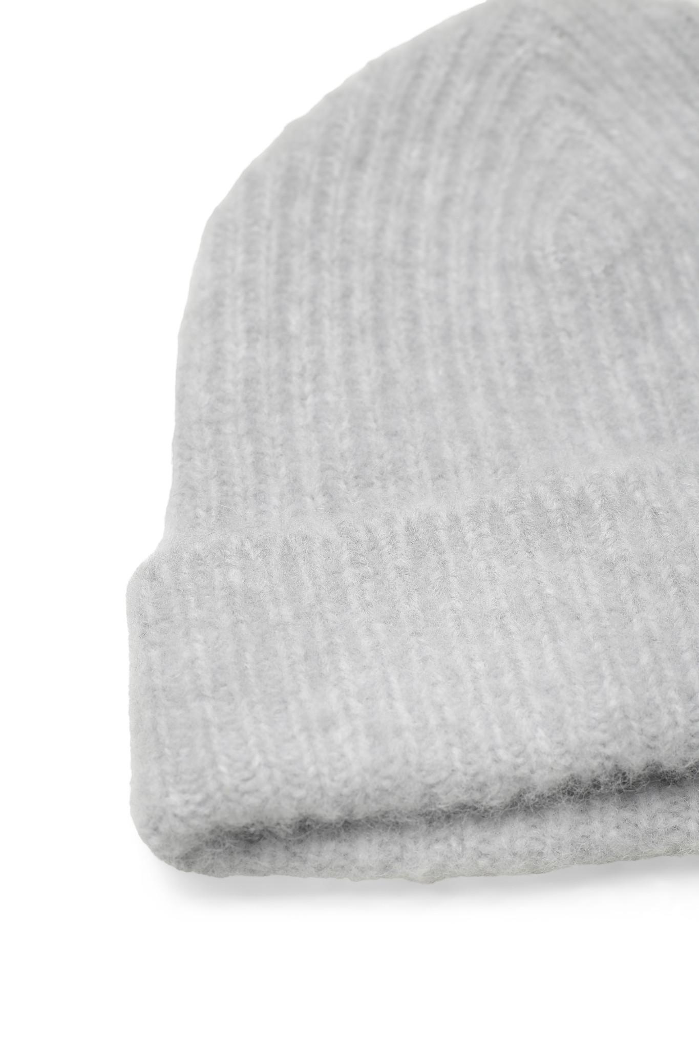 Berg Hat - Light Grey-3