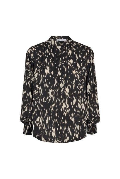Pauline Armon Shirt - Black