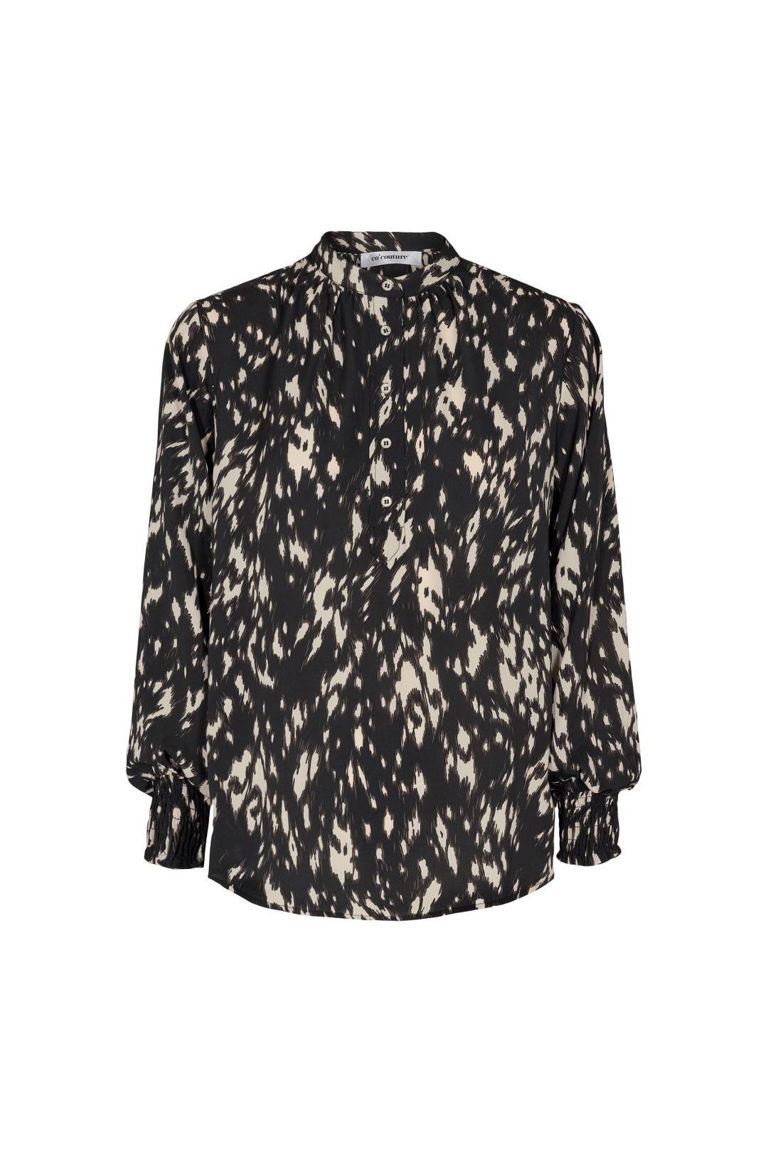 Pauline Armon Shirt - Black-1