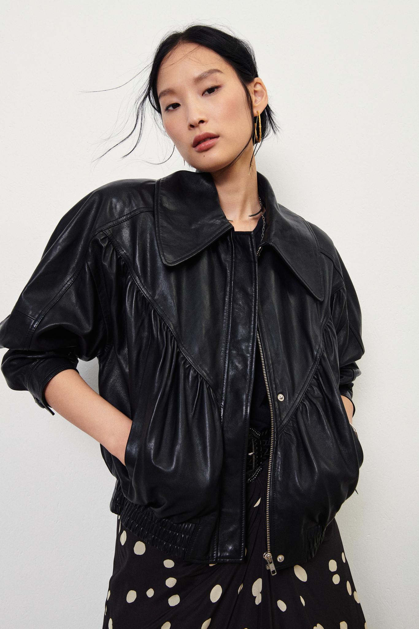 Barnabe Jacket - Black-2