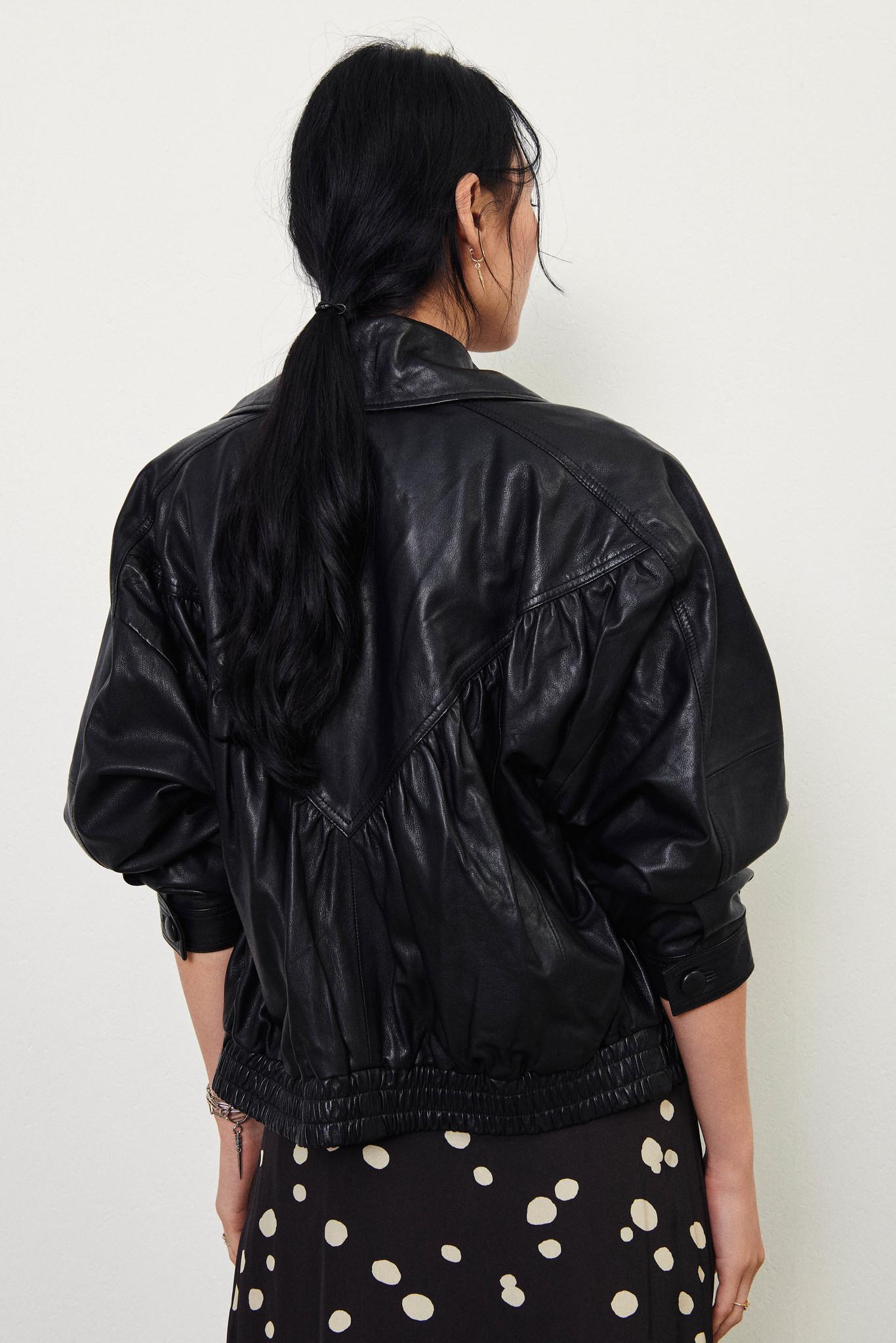 Barnabe Jacket - Black-8