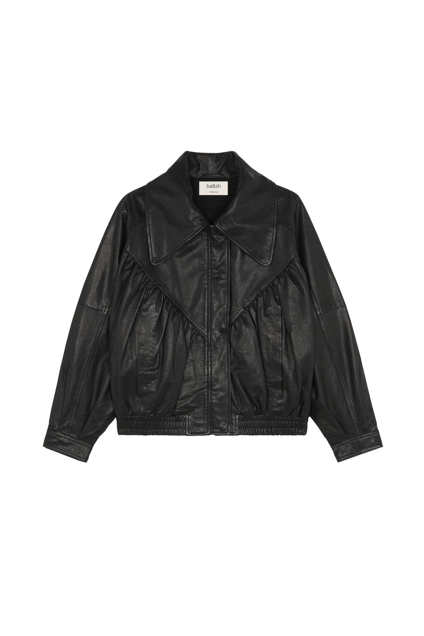 Barnabe Jacket - Black-1