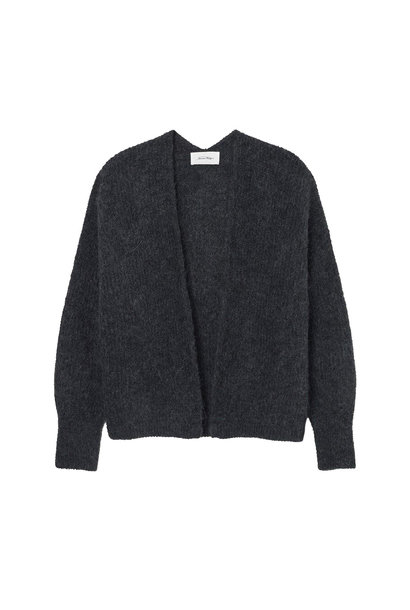 East Cardigan - Anthracite Chine