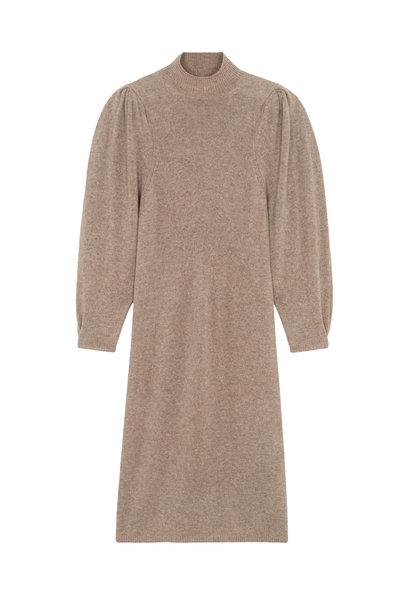 Felicity Dress - Beige