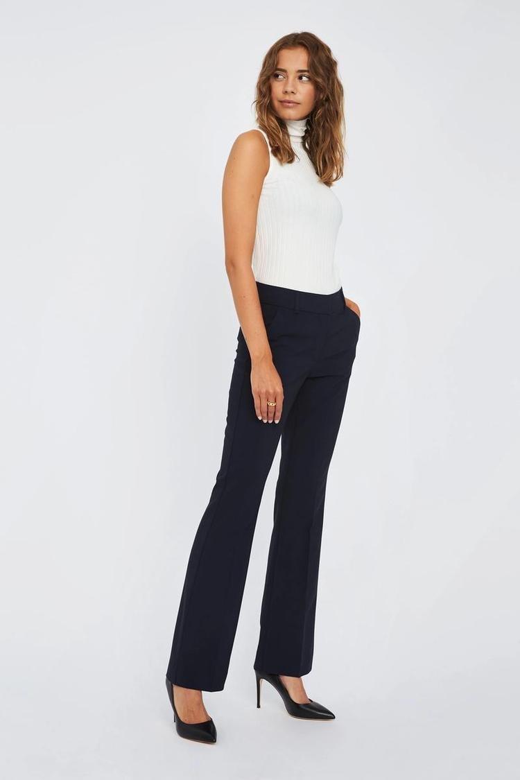 Clara 285 Long Pants - Navy Glow-2