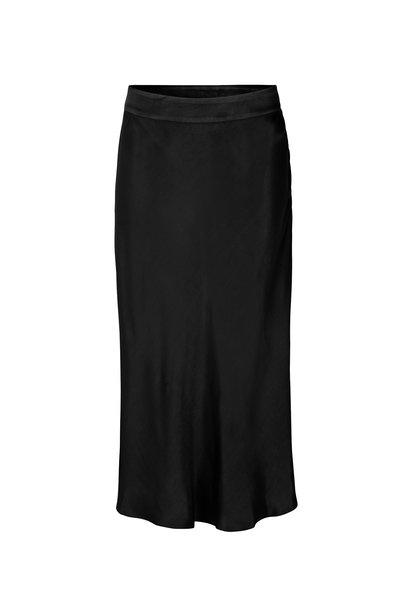 Eddy MW Midi Skirt - Black