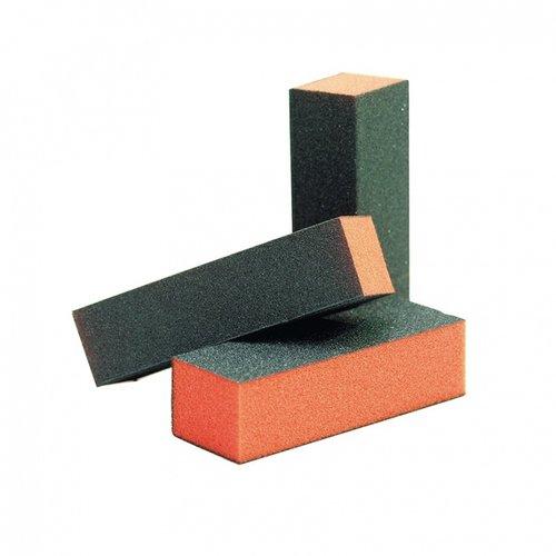 Astra Nails Astra Nails Buff Block Black - Orange 1pc