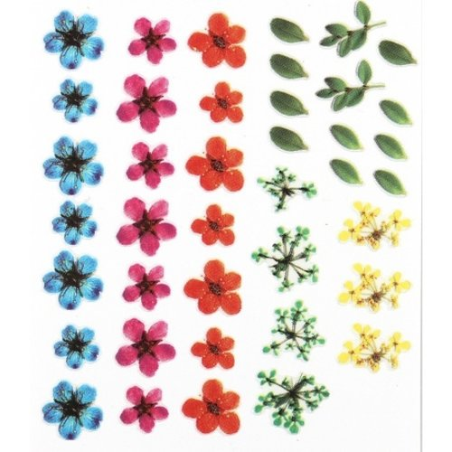Astra Nails Astra Nails Flower Stickers - 03 1pc