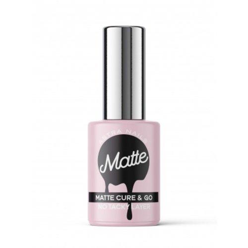 Astra Nails Astra Nails Gel Polish Matte Top & Go 10ml