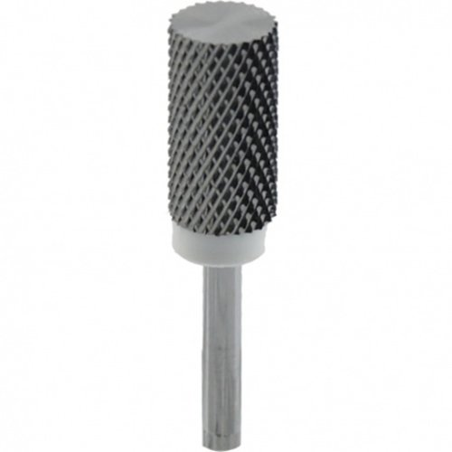 Astra Nails Astra Nails Carbide Burs - Cylindrical Medium - White 1pc