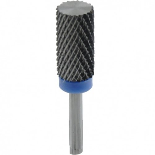 Astra Nails Astra Nails Carbide Burs - Cylindrical Coarse - Blue 1pc