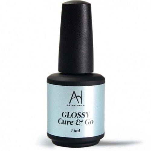 Astra Nails Astra Nails GLOSSY CURE & GO - Pearl 14ml