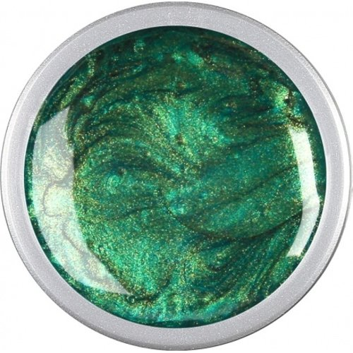 Astra Nails Astra Nails Colored Gel  - METALLIC GREEN 5gr