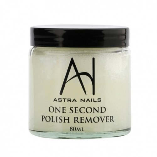 Astra Nails Astra Nails One Second Polish Remover 80ml
