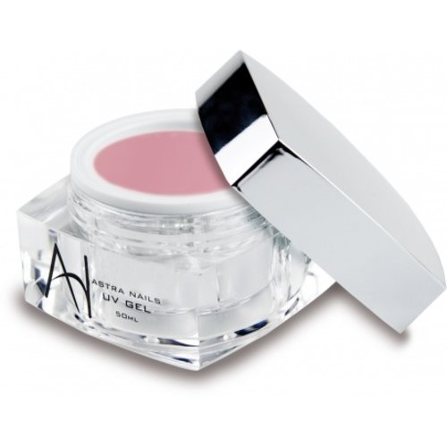 Astra Nails Astra Nails Pedi Clear Pink Gel 50gr