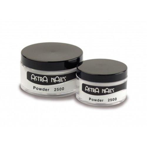 Astra Nails Astra Nails Powder 2500 - White 100gr