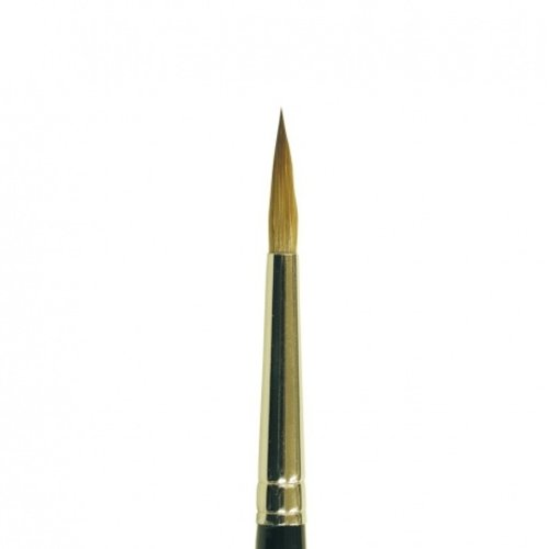Astra Nails Astra Nails Brush Golden Apprenti Kolinsky 1pc