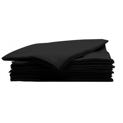 Sibel Sibel Absorb & Dry Wegwerphanddoeken 40X80cm 50st Zwart Sibel