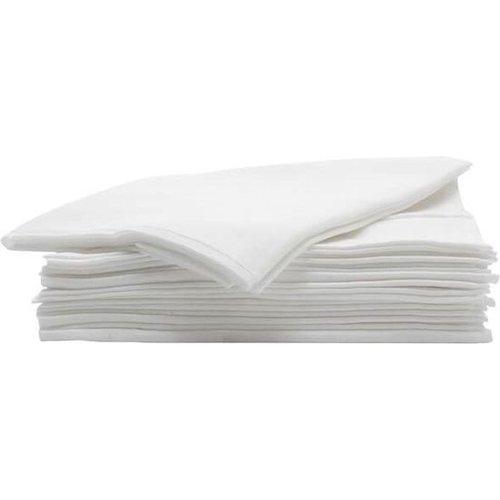 Sibel Sibel Absorb & Dry Wegwerphanddoeken 40X80cm 50st Wit Sibel
