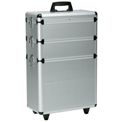 Sibel Sibel Alu Koffer 3 Delig 65X43X22 Op Wielen