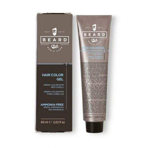 BEARD Club Beard Club Hair Color gel 60 ml Nuance Graphite