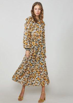 Summum Dress sunny flower print