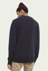 Scotch&Soda Sweater donker blauw