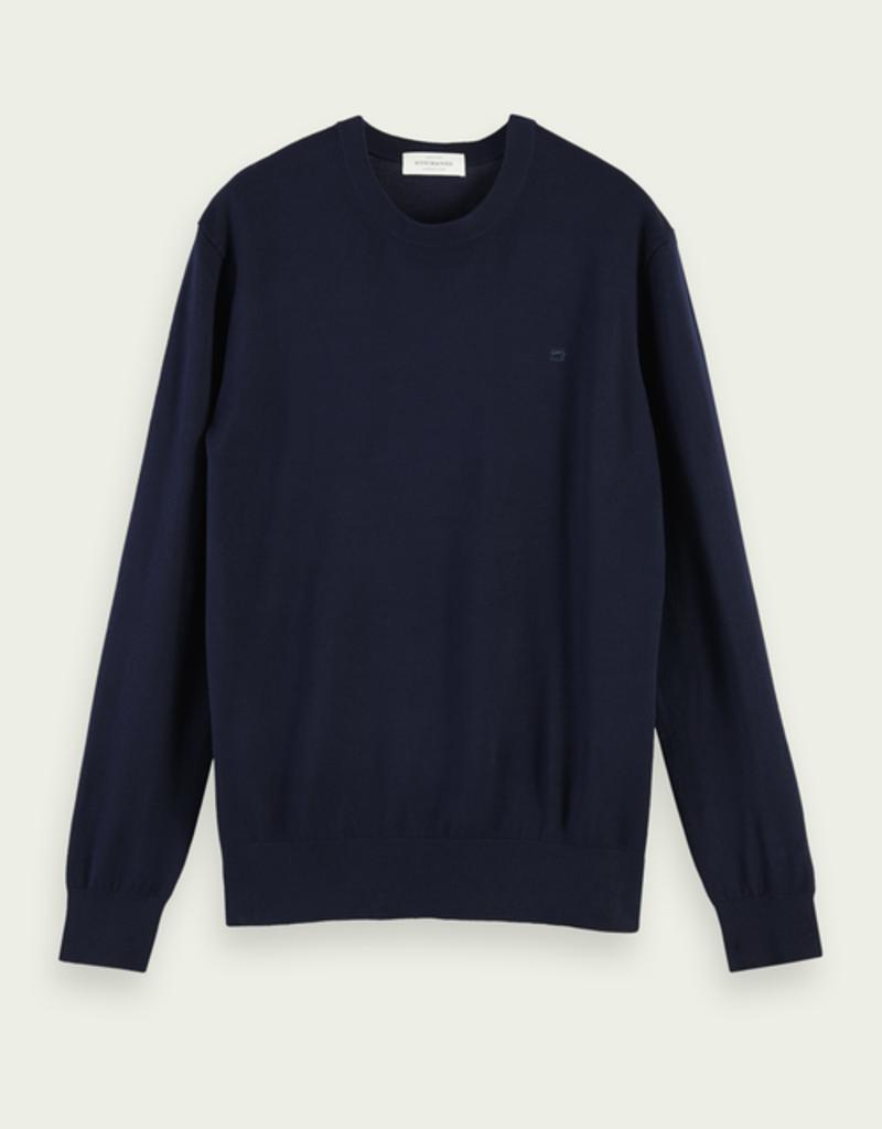 Scotch&Soda Sweater blauw 56845/12