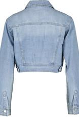 Vila Korte jeans jacket light blue 56469/18
