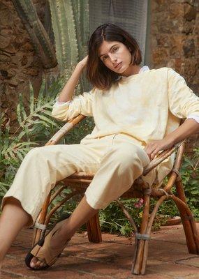 Yerse Sweater Batik print