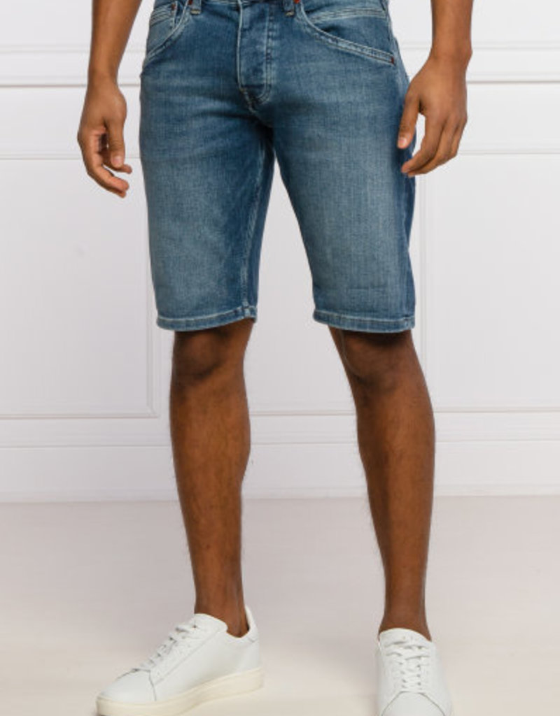 Pepe jeans Men Jeans bermuda 56584/18