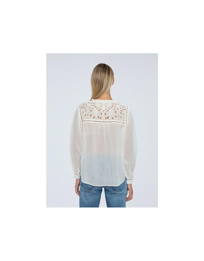 Pepe jeans Women Bloes ecru 56600/20