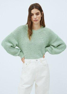 Pepe jeans Women Anna pull light green
